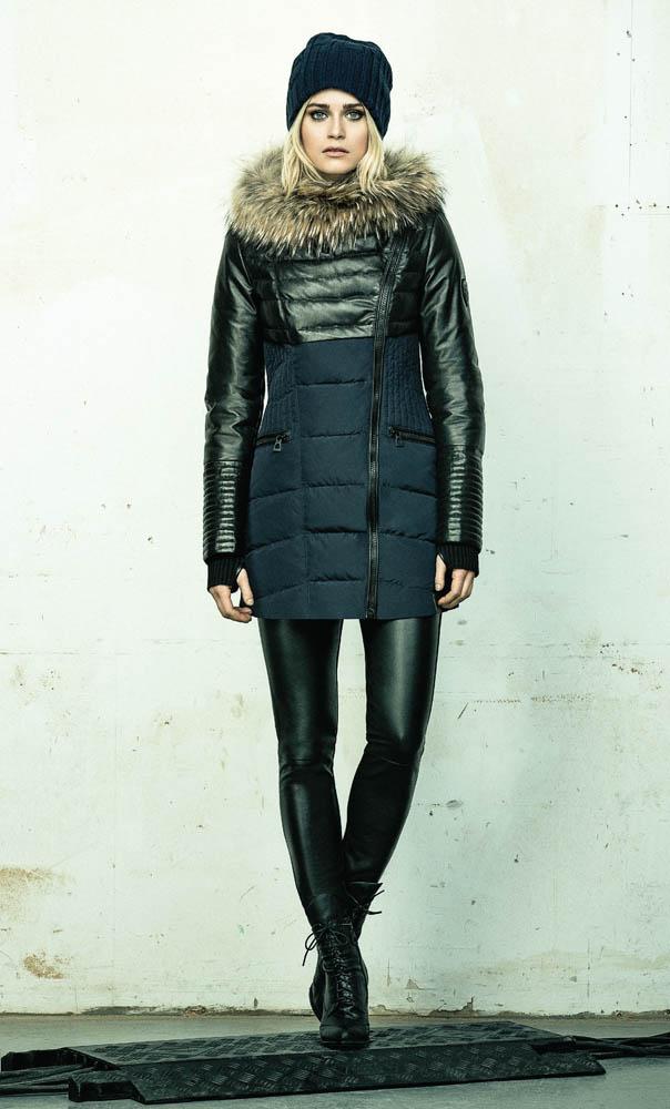 Manteau d'hiver pour femme rudsak